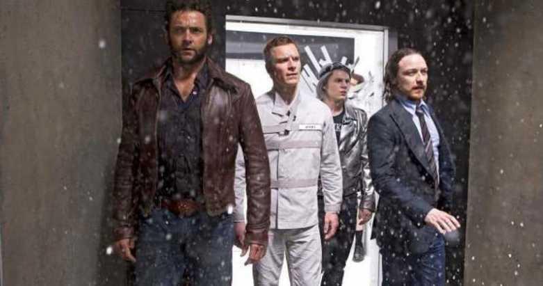 14. X-Men Days of Future Past