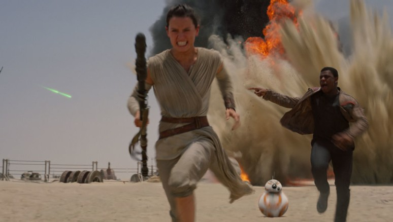 20. The Force Awakens