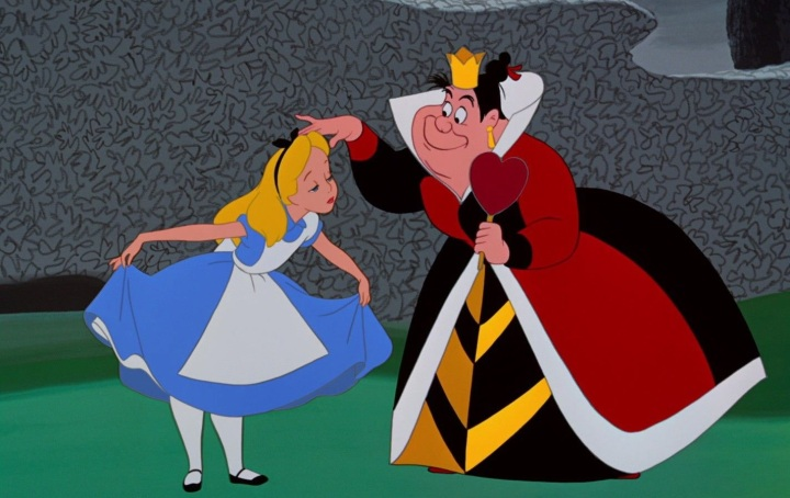 21. Alice in Wonderland