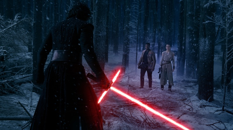 22. The Force Awakens