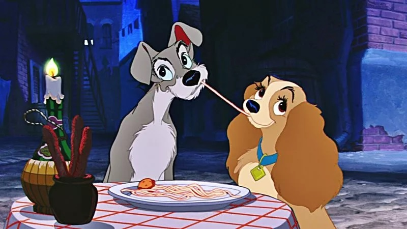 24. Lady and the Tramp