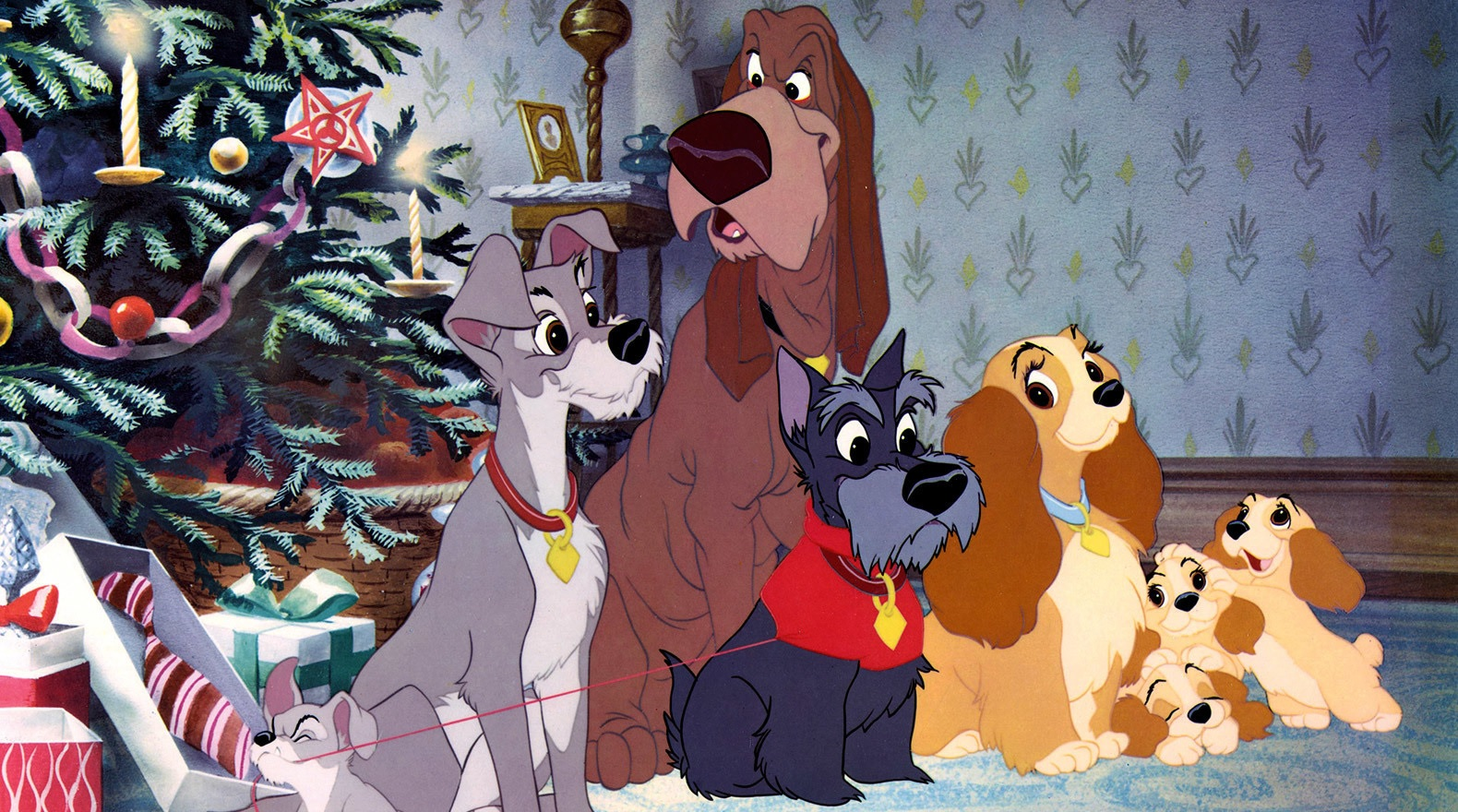 25. Lady and the Tramp