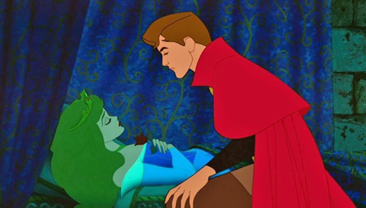 26. Sleeping Beauty