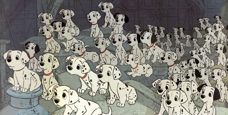28. One Hundred and One Dalmations