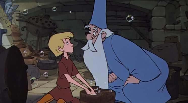 31. The Sword in the Stone