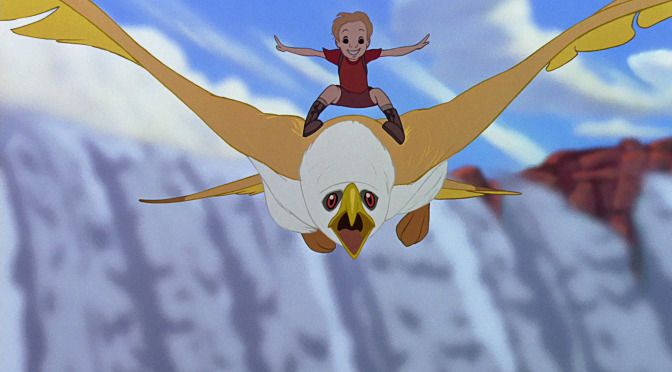 44. The Rescuers Down Under