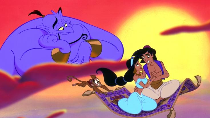 47. Aladdin