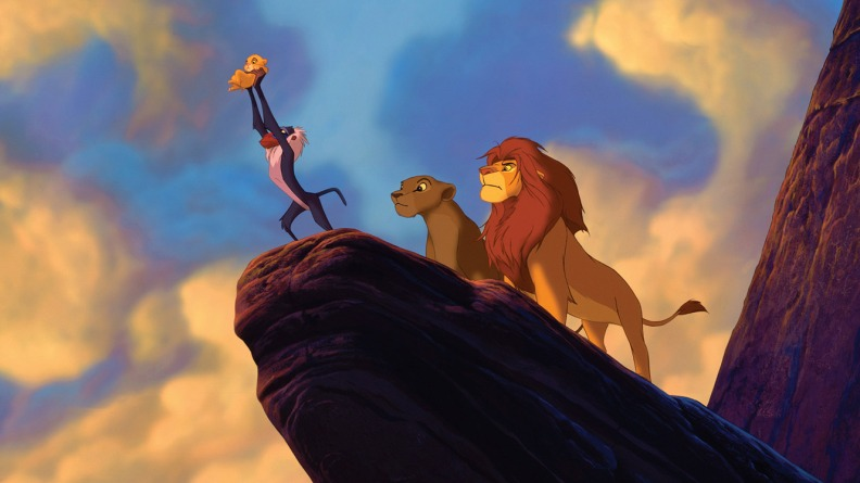 49. The Lion King