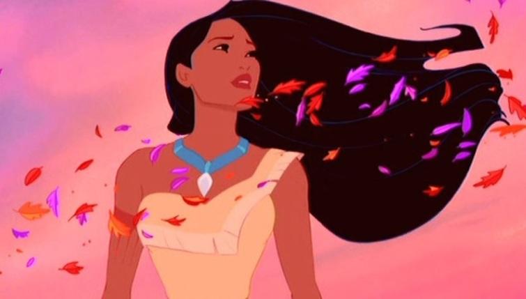 51. Pocahontas