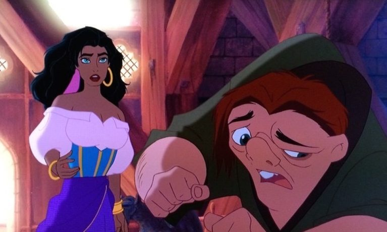 54. The Hunchback of Notre Dame