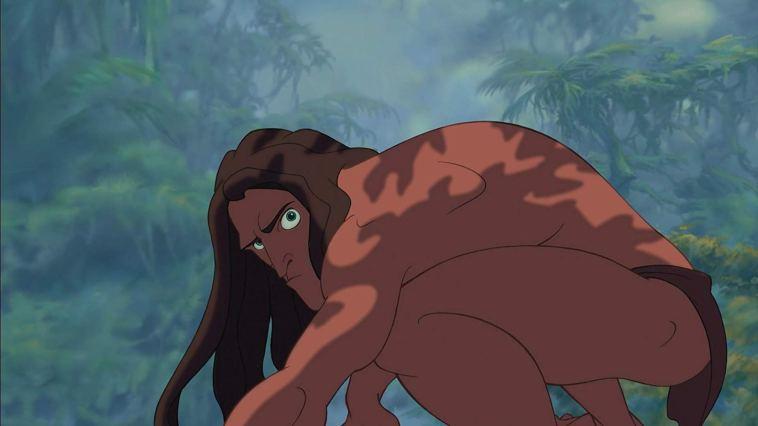 59. Tarzan