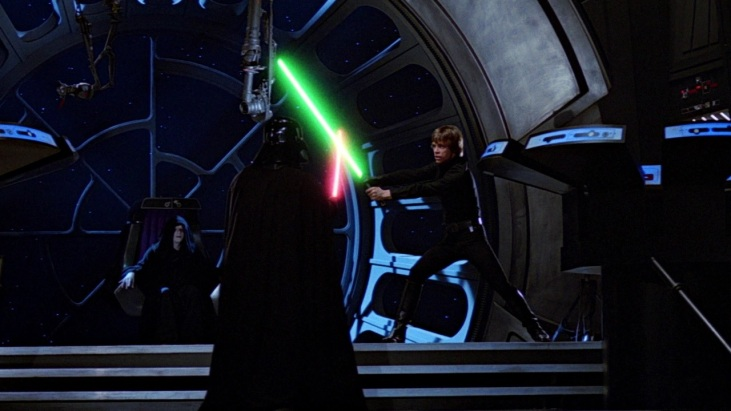 7. Return of the Jedi