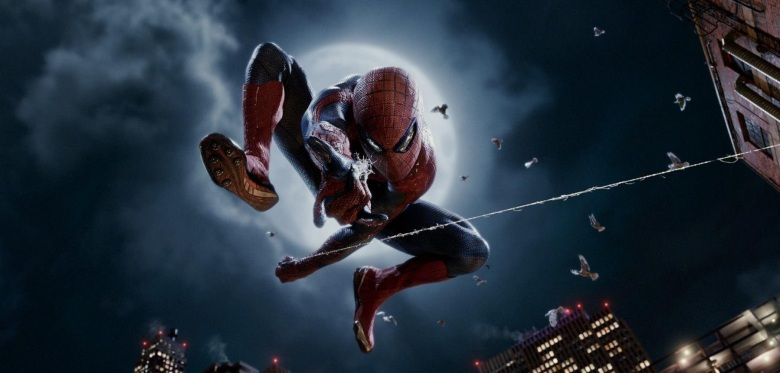 8. The Amazing Spider-Man