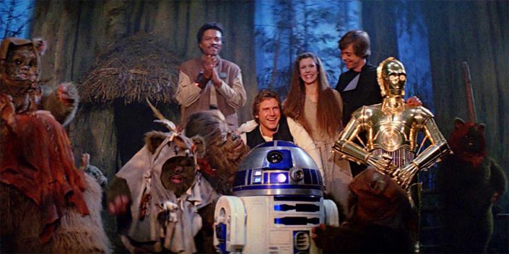 9. Return of the Jedi