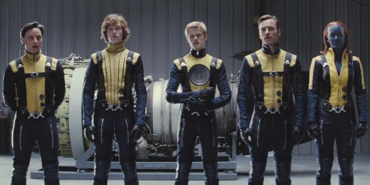 9. X-Men First Class