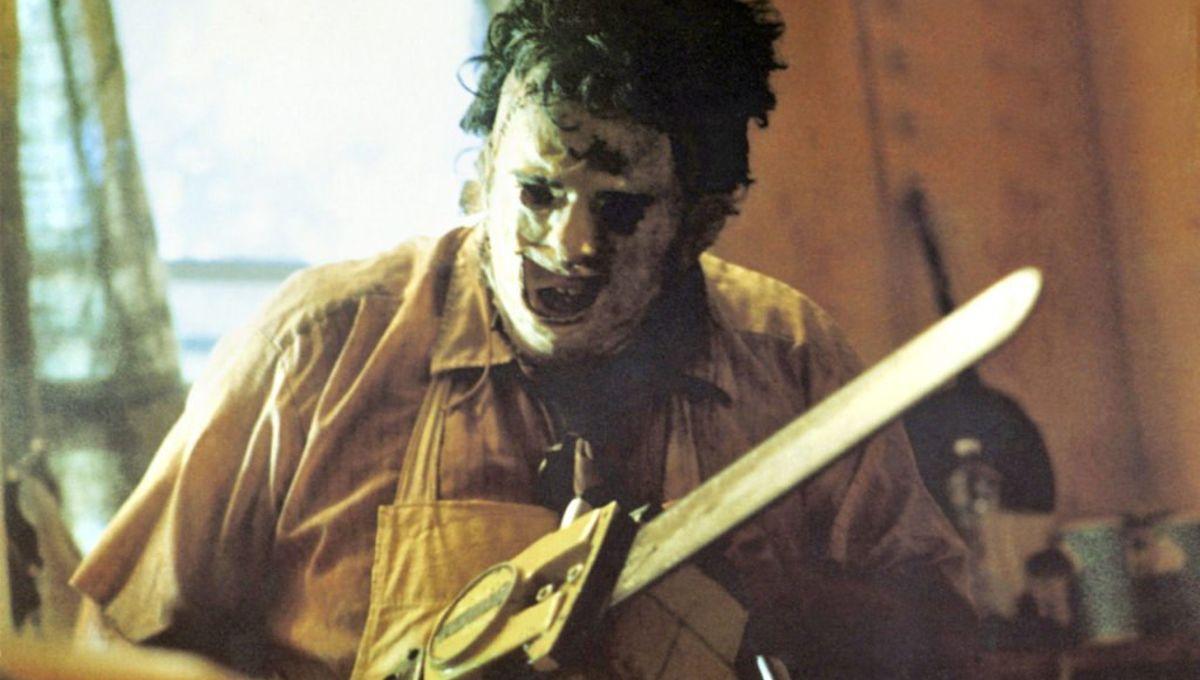 1. The Texas Chain Saw Massacre