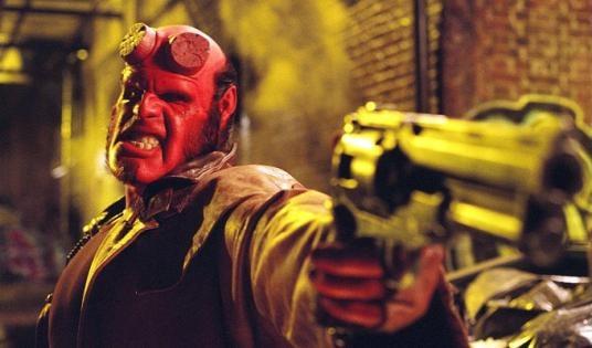 1. Hellboy