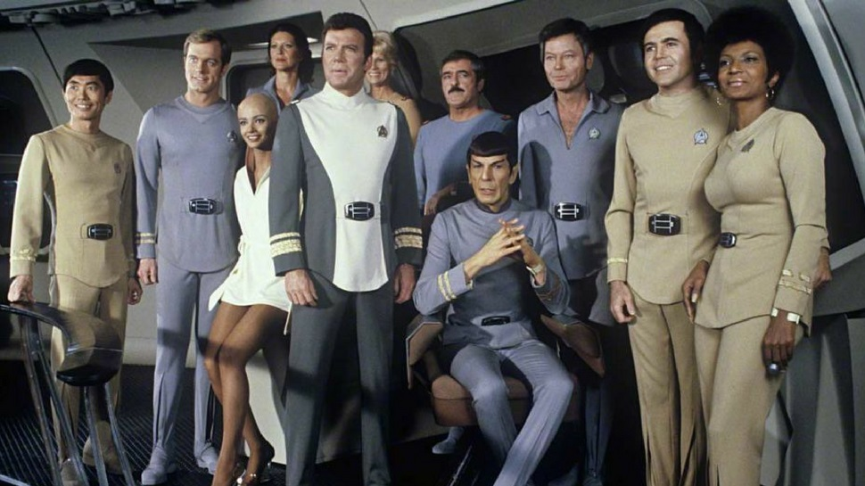 1. Star Trek The Motion Picture