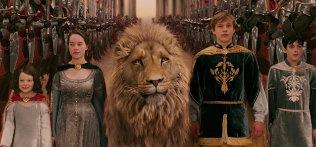 1. The Lion the Witch and the Wardrobe