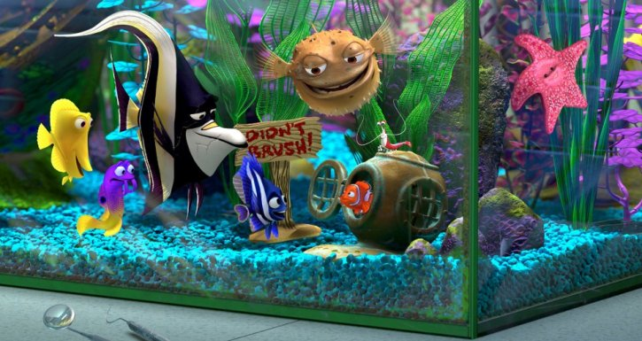 11. Finding Nemo