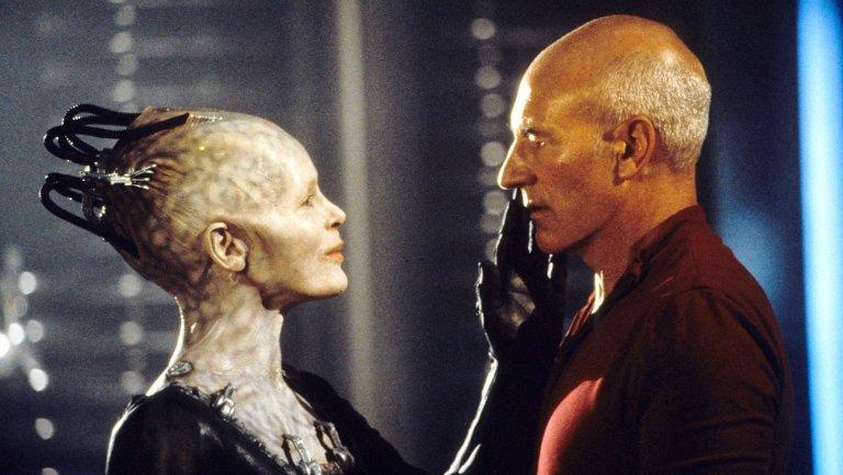 11. Star Trek First Contact