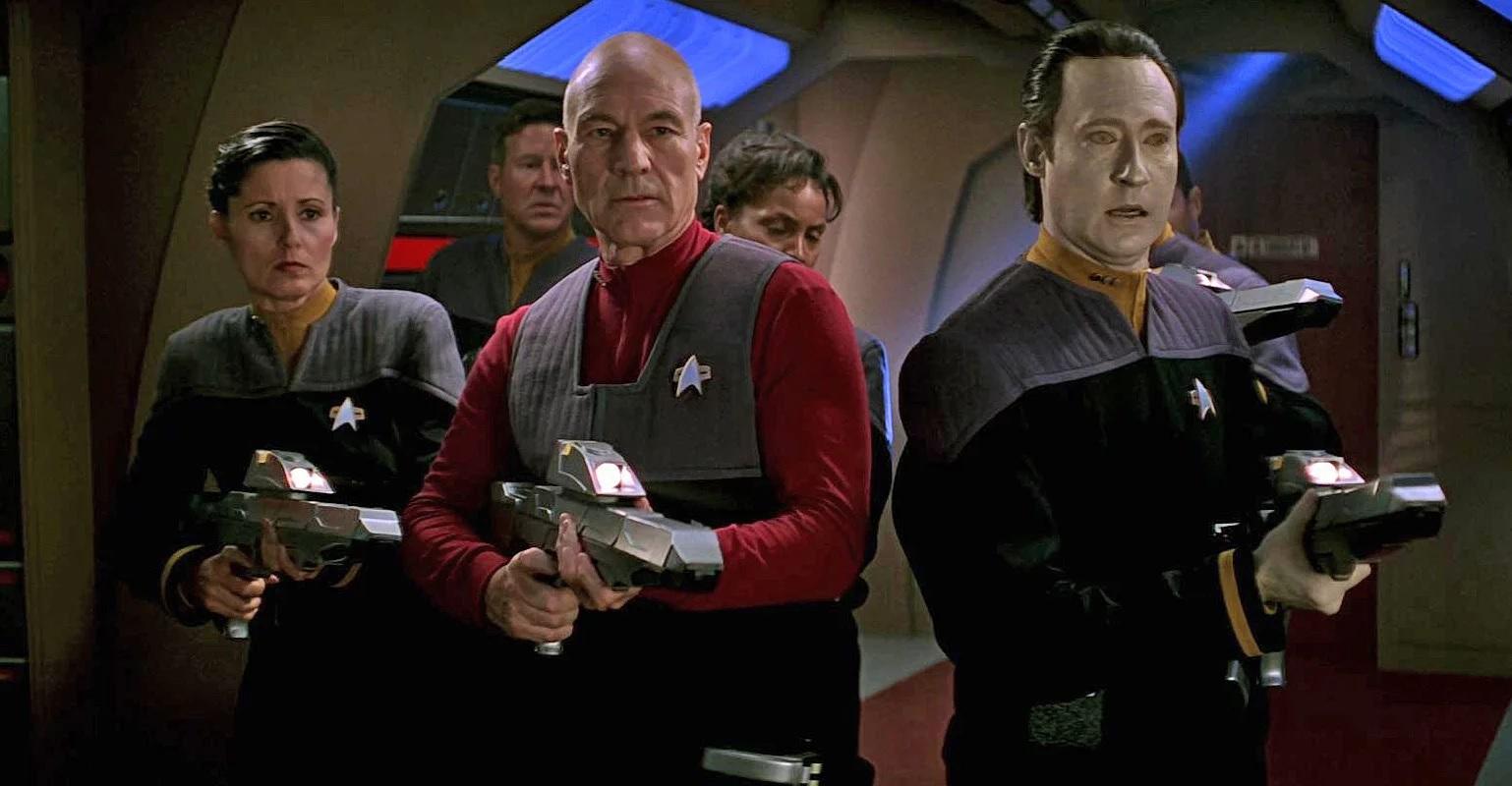 12. Star Trek First Contact