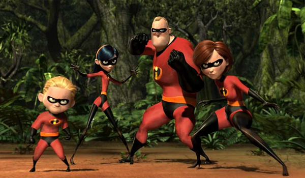 12. The Incredibles