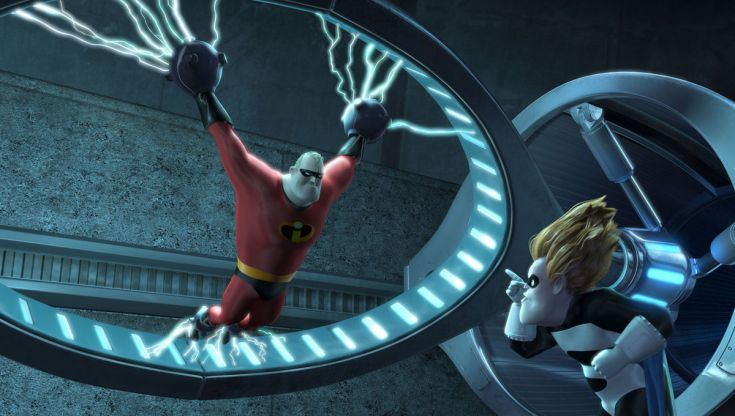 13. The Incredibles