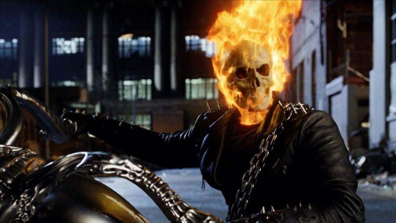 18. Ghost Rider