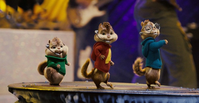 2. Alvin and the Chipmunks