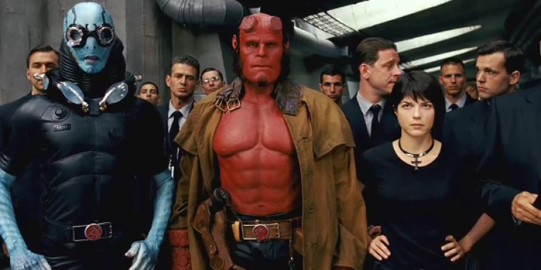 2. Hellboy II The Golden Army