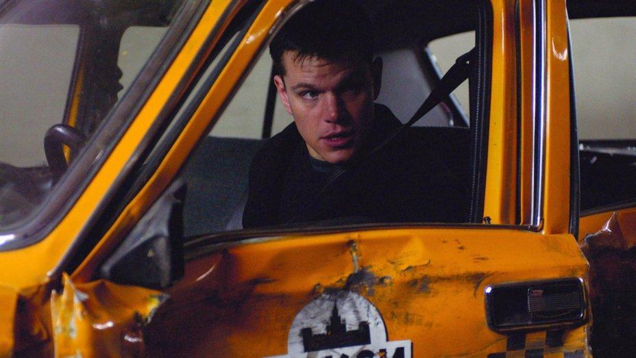2. The Bourne Supremacy