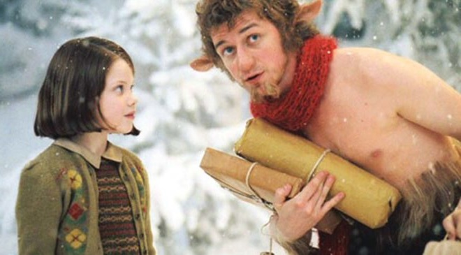 2. The Lion the Witch and the Wardrobe