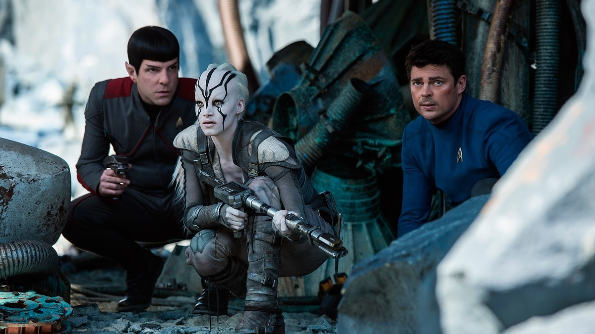 20. Star Trek Beyond