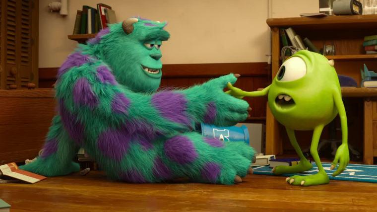 29. Monsters University