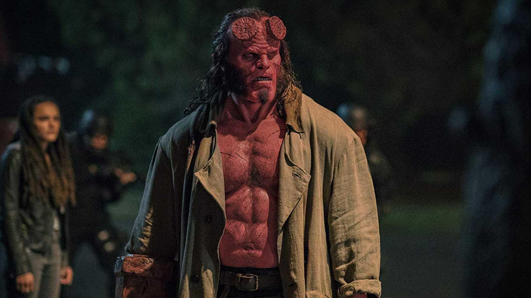 3. Hellboy