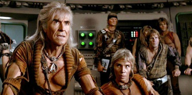 3. Star Trek II The Wrath of Khan