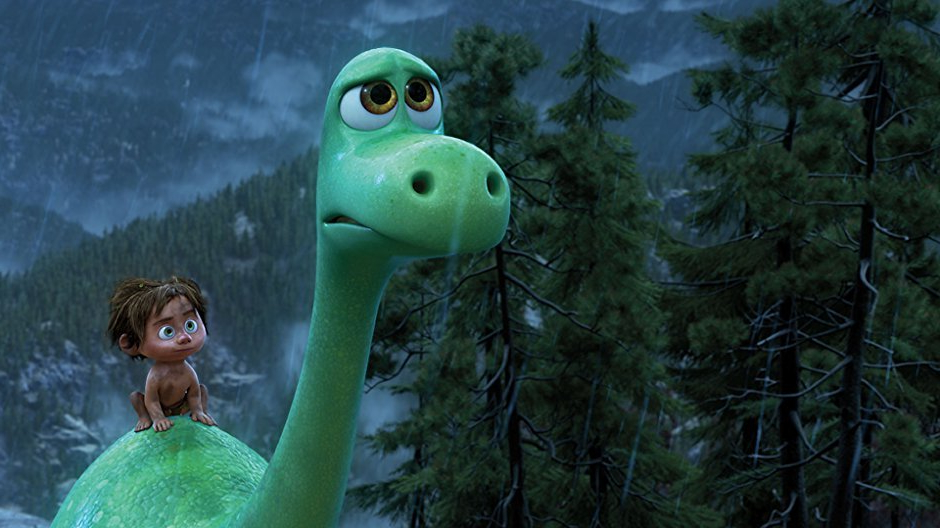 32. The Good Dinosaur