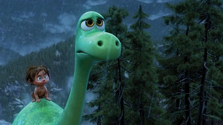 32. The Good Dinosaur