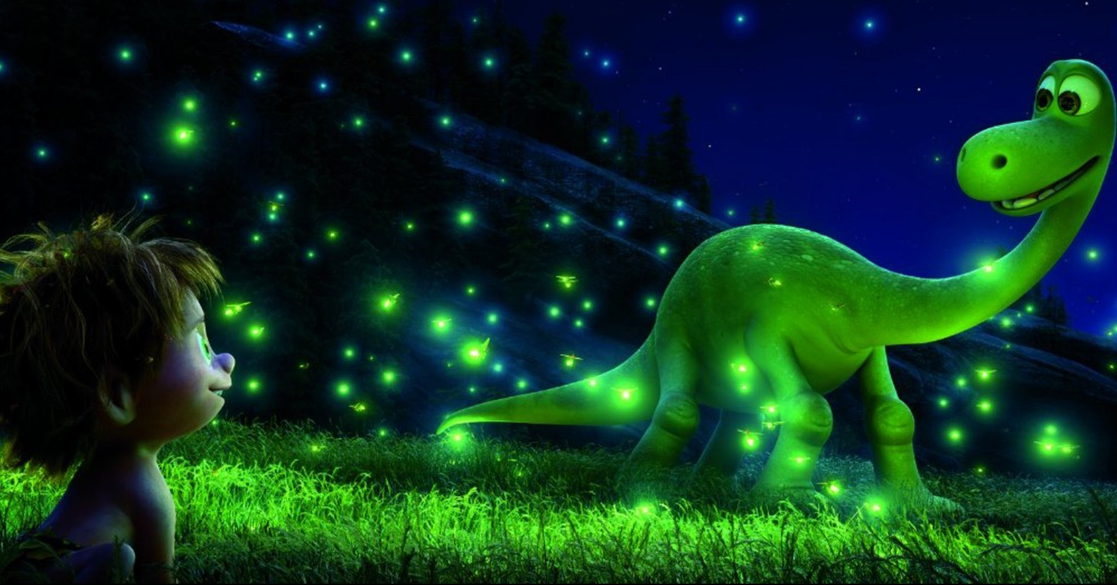 33. The Good Dinosaur