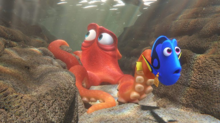 34. Finding Dory