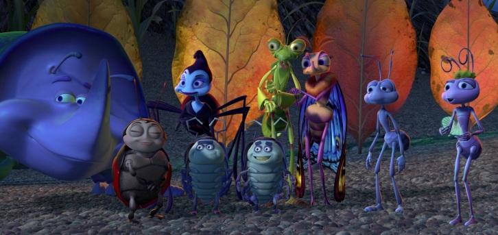 4. A Bug's Life