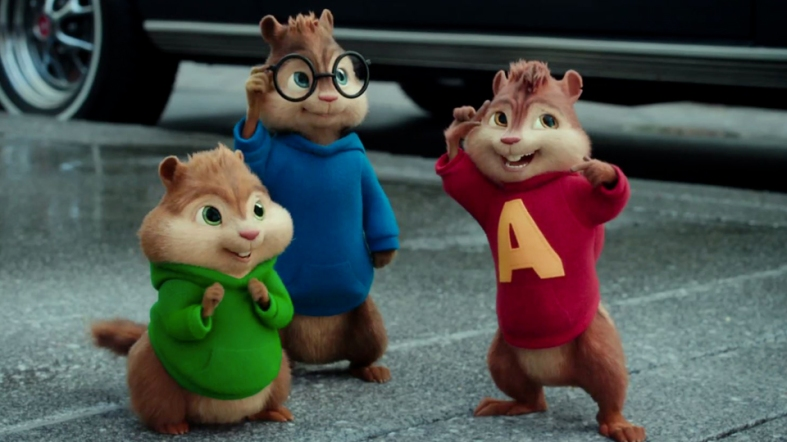 4. Alvin and the Chipmunks Road Chip