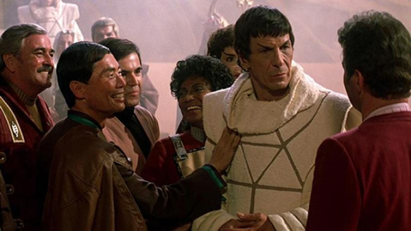 4. Star Trek III The Search for Spock