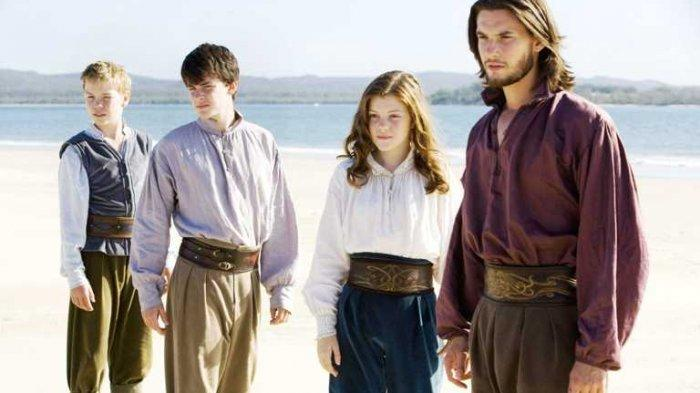 4. The Voyage of the Dawn Treader