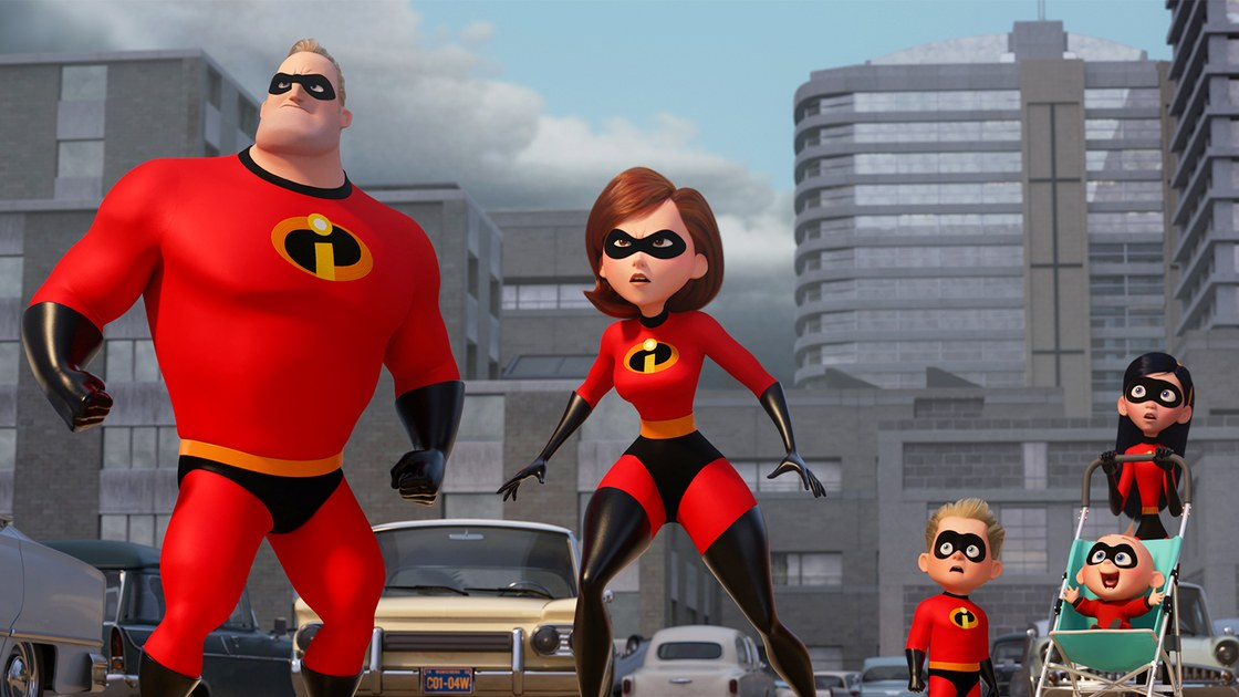 40. Incredibles 2