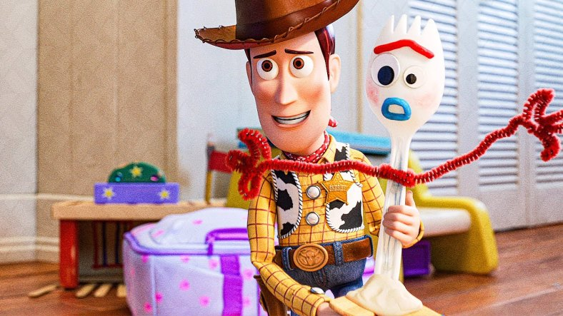 43. Toy Story 4