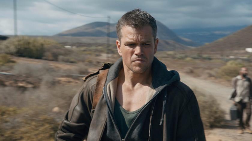 5. Jason Bourne