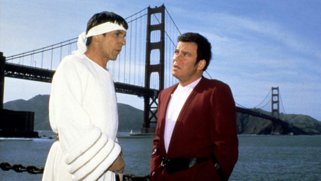 5. Star Trek IV The Voyage Home