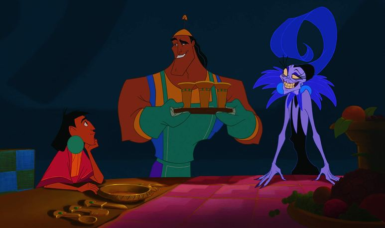 64. The Emperor's New Groove